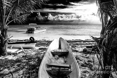 Photograph - San Andres Island Beach by John Rizzuto
