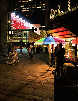 Photograph - San Antonio 18 by Robert McCubbin