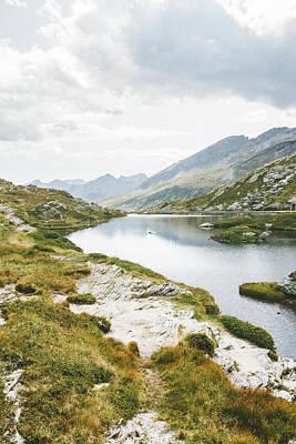 Photograph - San-bernardino-pass by Thomas Richter