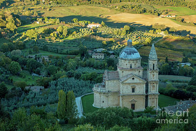 Photograph - San Biagio Church by Brian Jannsen