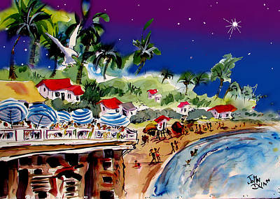 San Clemente Christmas Original