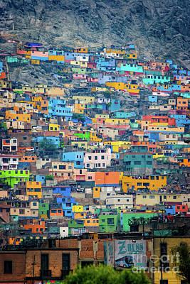 Peru Photograph - San Cristobal by Doug Sturgess
