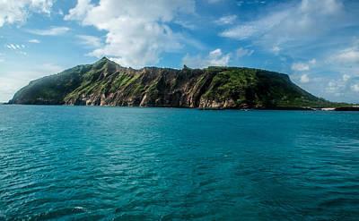 Photograph - San Cristobal Island by Harry Strharsky