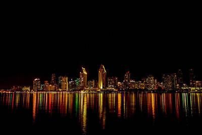 Photograph - San Diego by Bill Gallagher