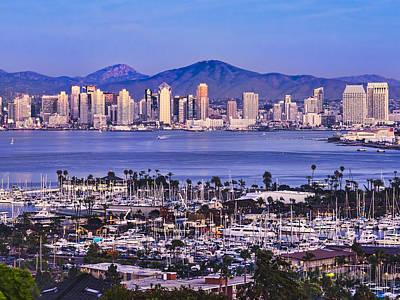 Photograph - San Diego by Dan McGeorge
