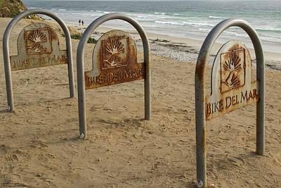 Photograph - San Diego Del Mar Beach by Hany J