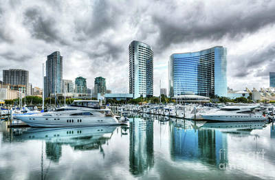 Photograph - San Diego Dreams by Mel Steinhauer