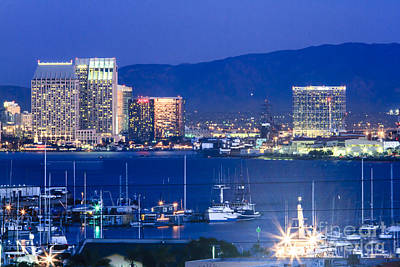 Photograph - San Diego Harbor by Ben Graham