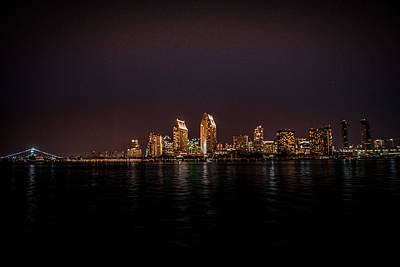 Photograph - San Diego Harbor by John Johnson