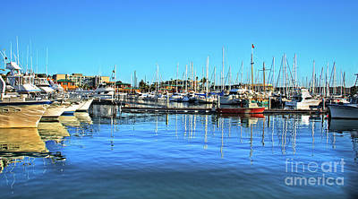 Photograph - San Diego Harbor by Robert Bales