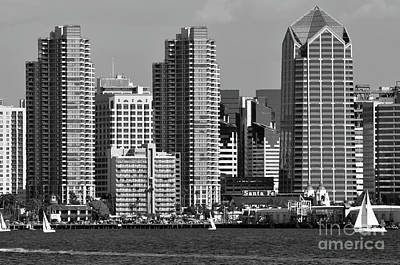 Photograph - San Diego by Kirt Tisdale