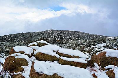 Photograph - San Diego Snow by Kyle Hanson