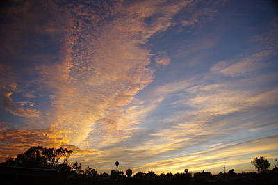 Photograph - San Diego Sunsrise 2 7/12/15 by Phyllis Spoor