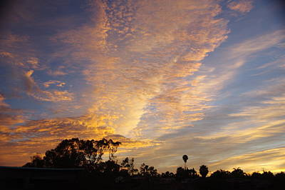 Photograph - San Diego Sunsrise 4 7/12/15 by Phyllis Spoor