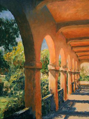 San Felipe Arches Original by Brett Sizemore