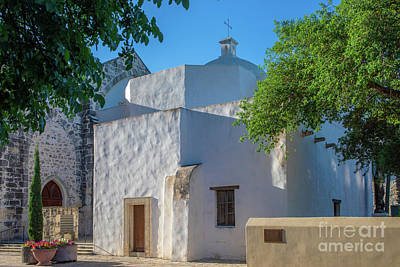 Photograph - San Fernando Chapel by Inge Johnsson