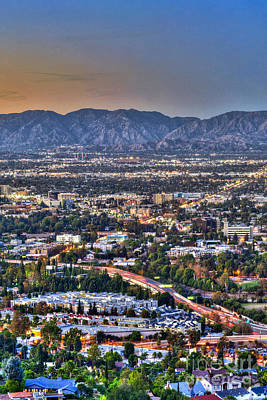 Zen - San Fernando Valley Vertical by David Zanzinger