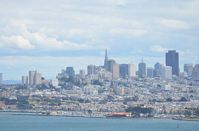 Photograph - San Francisco by Alex King