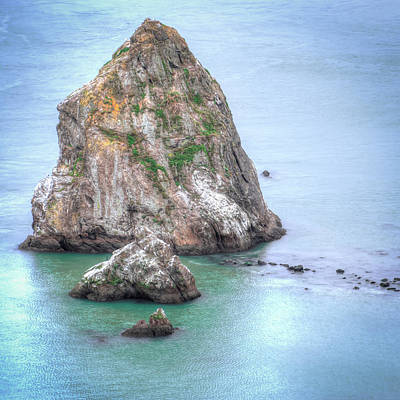 Photograph - San Francisco Bay Area Rocks by Gregory Ballos