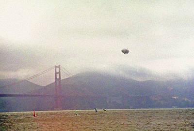 San Francisco Bay Recreation 1 Art Print by Steve Ohlsen