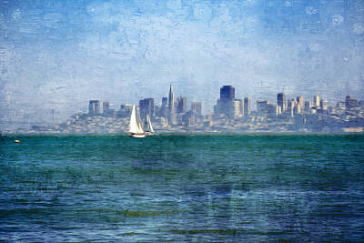 San Francisco Bay Art Print