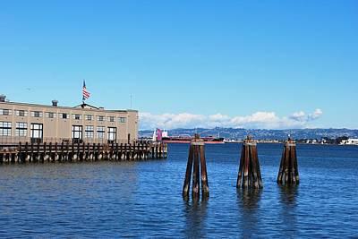 Photograph - San Francisco Bay Trail View by Matt Harang