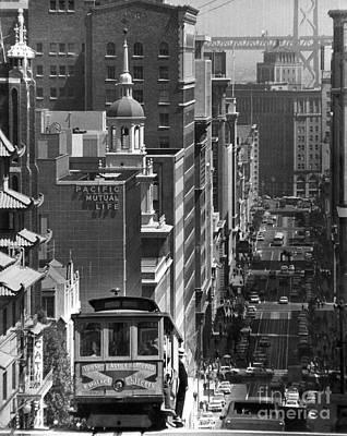 Photograph - San Francisco, C1950 by Granger