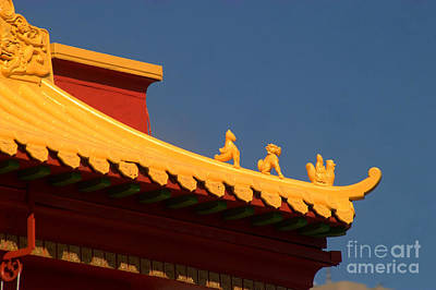 Photograph - San Francisco California China Town by Michael Hoard