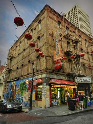 Photograph - San Francisco - Chinatown 006 by Lance Vaughn