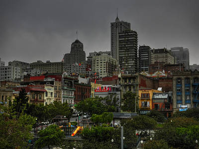 Photograph - San Francisco - Chinatown 015 by Lance Vaughn