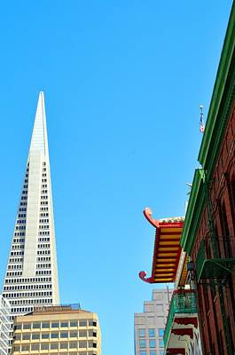 Photograph - San Francisco Chinatown by Andrew Dinh
