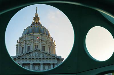 Photograph - San Francisco City Hall 2 by Jonathan Nguyen