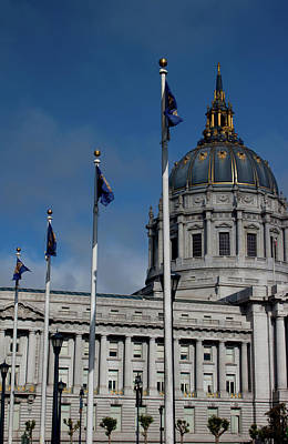Photograph - San Francisco City Hall by Ivete Basso Photography