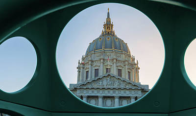 Photograph - San Francisco City Hall by Jonathan Nguyen