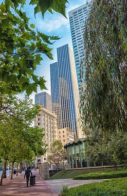 Photograph - San Francisco City by Jonathan Nguyen
