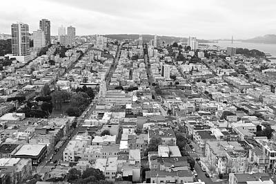 Photograph - San Francisco City  by Suzanne Oesterling