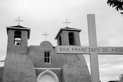 Photograph - San Francisco De Asis Church by John McArthur