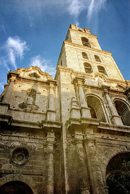 Photograph - San Francisco De Asis Havana Cuba by Joan Carroll