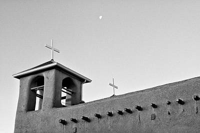 Photograph - San Francisco De Asis Mission Church 7 by Lou  Novick