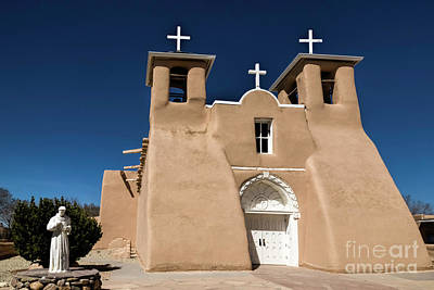 San Francisco De Asis Mission Church Original by Jon Burch Photography