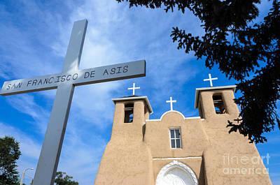 Photograph - San Francisco De Asis - Rancho De Taos by Debra Martz