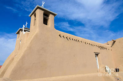 Photograph - San Francisco De Assisi Church by Debra Martz