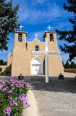 Design Pics - San Francisco de Assisi Mission Church by Debra Martz