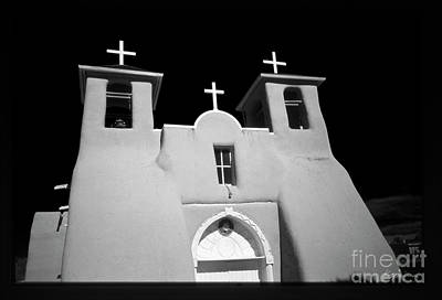 Photograph -  San Francisco De Assisi Mission by Greg Kopriva