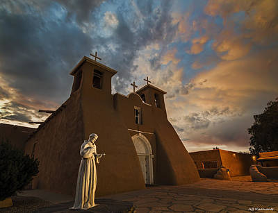 Photograph - San Francisco De Assisi Mission by Jeff Niederstadt