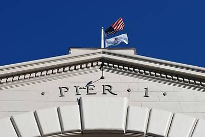 Photograph - San Francisco - Embarcadero Pier 1 by Matt Harang
