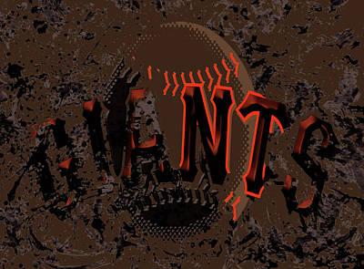 San Francisco Giants 6d Art Print