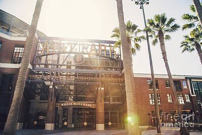 Photograph - San Francisco Giants by JR Photography