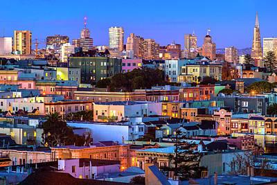 Photograph - San Francisco by Judith Barath