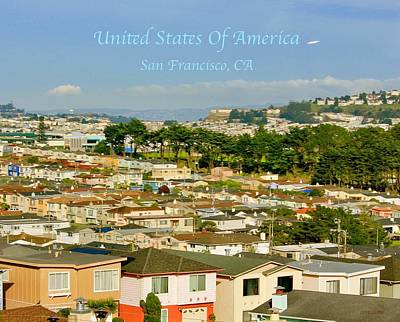 Photograph - San Francisco by Lorna Maza